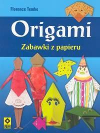 Okładka książki Origami zabawki z papieru