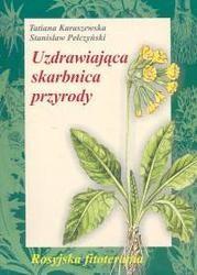 Okładka książki Uzdrawiająca skarbnica przyrody /Rosyjska fitoterapia