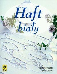 Okładka książki Haft biały