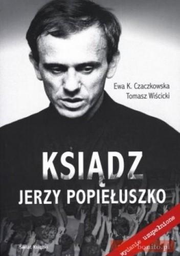 Okładka książki Ksiądz Jerzy Popiełuszko