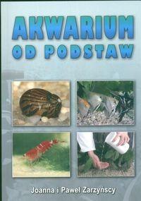 Okładka książki Akwarium od podstaw