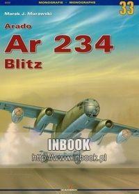Okładka książki Arado Ar 234 Blitz -