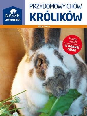 Okładka książki Przydomowy chów królików