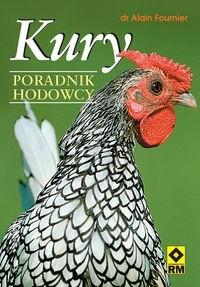 Okładka książki Kury. Poradnik hodowcy