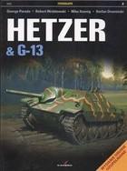 Okładka książki Hetzer & G-13