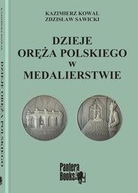 Okładka książki Dzieje oręża polskiego w medalierstwie