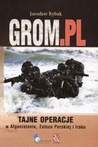 Okładka książki Grom.pl
