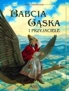 Okładka książki Babcia Gąska i przyjaciele
