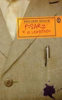 Okładka książki Pisarz w 10 lekcjach