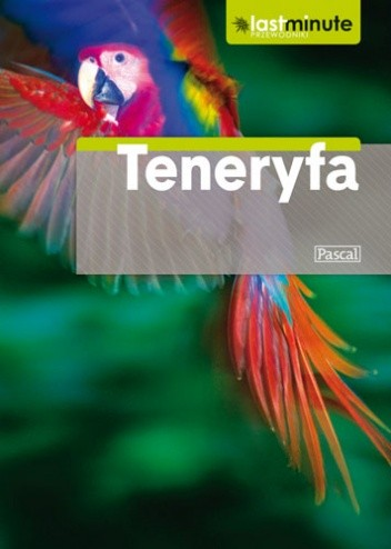 Okładka książki Teneryfa. Last Minute