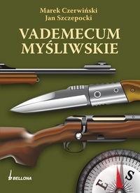 Okładka książki Vademecum myśliwskie.