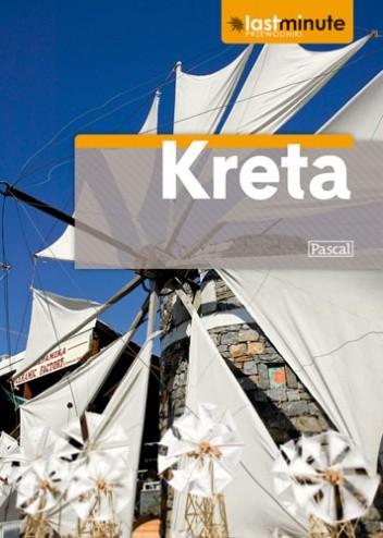 Okładka książki Kreta. Last Minute