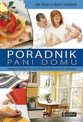 Okładka książki Poradnik pani domu
