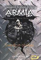 Okładka książki Armia. Instrukcja Obsługi