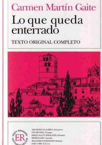 Okładka książki Lo que queda enterrado