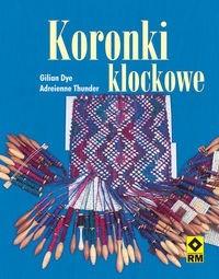 Okładka książki Koronki klockowe