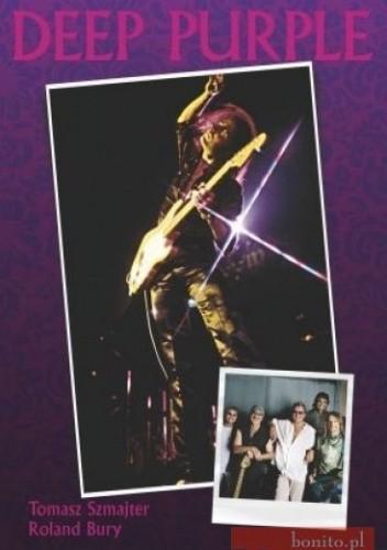 Okładka książki Deep Purple