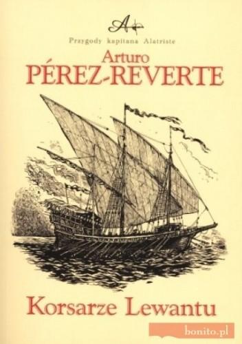 Okładka książki Korsarze Lewantu