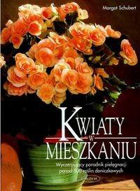 Okładka książki Kwiaty w mieszkaniu