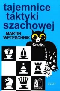 Okładka książki Tajemnice taktyki szachowej