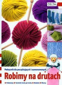 Okładka książki Robimy na drutach