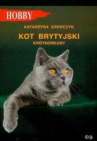Okładka książki Kot brytyjski krótkowłosy