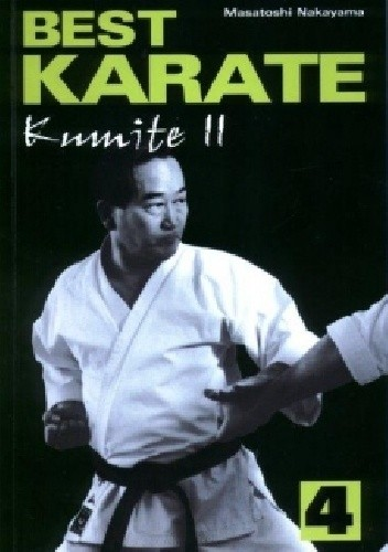 Okładka książki Best Karate 4. Kumite II