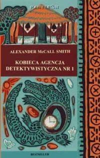 Okładka książki Kobieca Agencja Detektywistyczna Nr 1