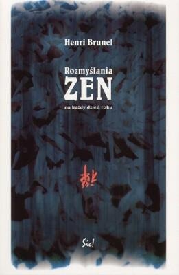 Okładka książki Rozmyślania zen na każdy dzień roku