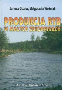 Okładka książki Produkcja ryb w małych zbiornikach