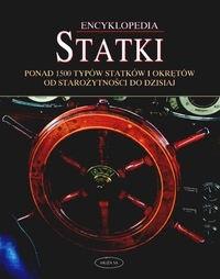 Okładka książki Statki Encyklopedia - Gibbons Tony (red.)