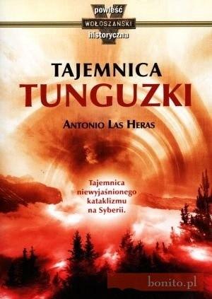 Okładka książki Tajemnica Tunguzki