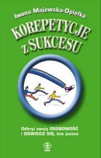 Okładka książki Korepetycje z sukcesu /Poradniki psychologiczne