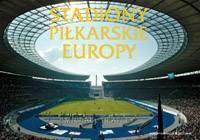 Okładka książki Stadiony piłkarskie Europy
