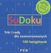 Okładka książki SuDoku. Triki i rady dla zaawansowanych