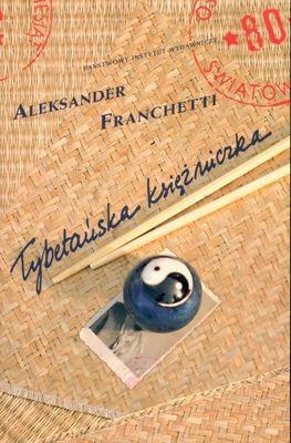 Okładka książki Tybetańska księżniczka