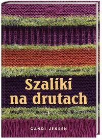 Okładka książki Szaliki na drutach