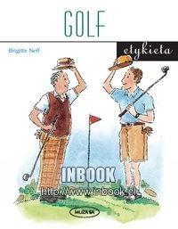 Okładka książki Golf. Etykieta
