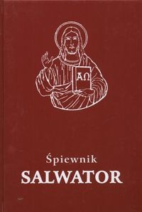Okładka książki śpiewnik Salwator