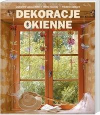 Okładka książki Dekoracje okienne