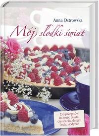 Okładka książki Mój słodki świat