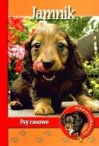 Okładka książki Jamnik. Psy rasowe