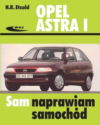 Okładka książki Opel Astra I