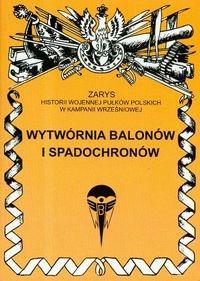 Okładka książki Wytwórnia Balonów i Spadochronów