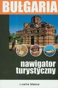 Okładka książki Bułgaria. Nawigator turystyczny