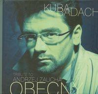 Okładka książki Tribute to Andrzej zaucha z płytą CD