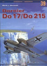Okładka książki Dornier Do 17Do 215