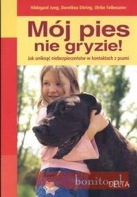 Okładka książki Mój pies nie gryzie