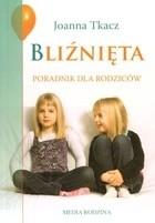 Okładka książki Bliźnięta. Poradnik dla rodziców