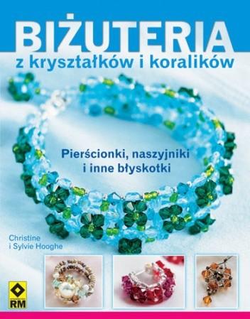 Okładka książki Biżuteria z kryształków i koralików